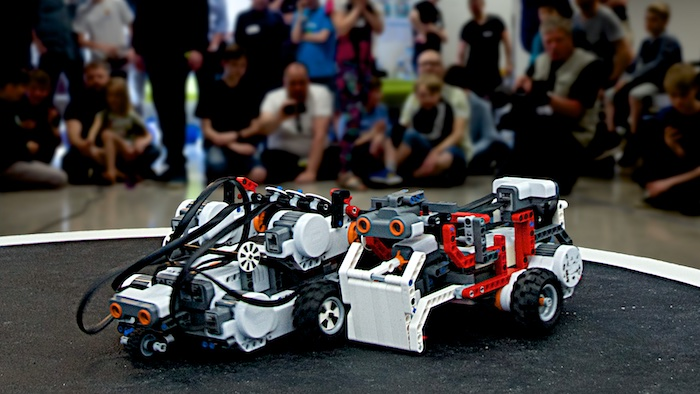 Danmarks Robotfestival - Universe Science Park