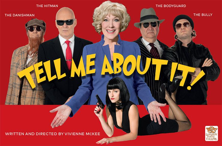 TELL ME ABOUT IT! - Crazy Christmas Cabaret 2020->2021