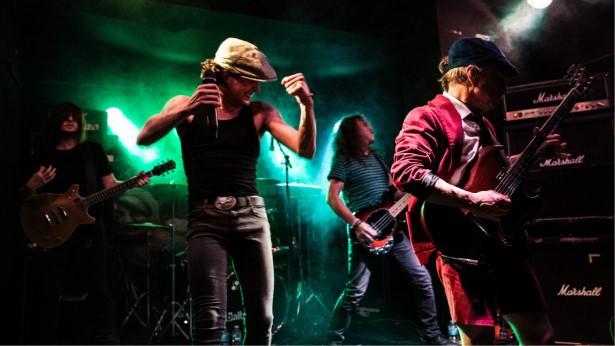 AC/DC UK koncert på Horsens Ny Teater // AC/DC UK concert at Horsens Ny Teater