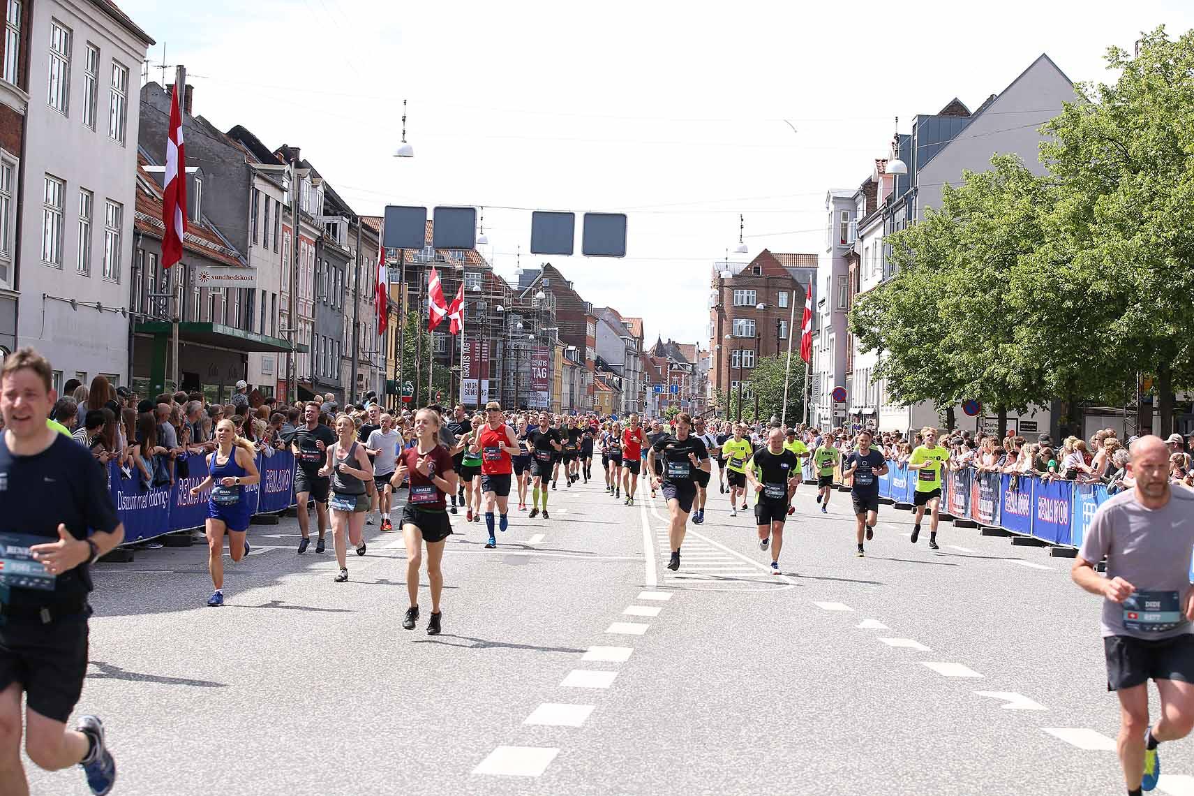 CANCELLED - Aarhus City Halvmaraton 2021 // Aarhus City Half Marathon 2021