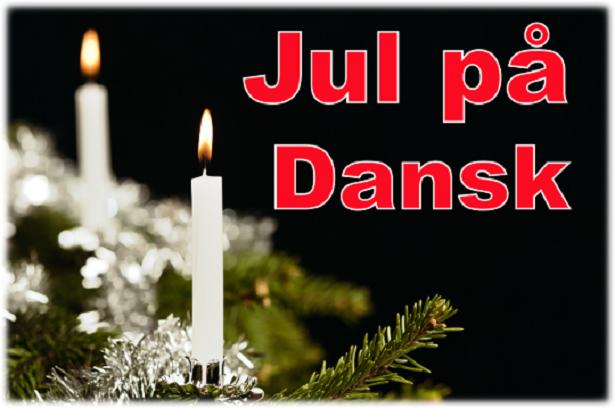 Jul på Dansk /Danish Christmas... i Holmens Kirke