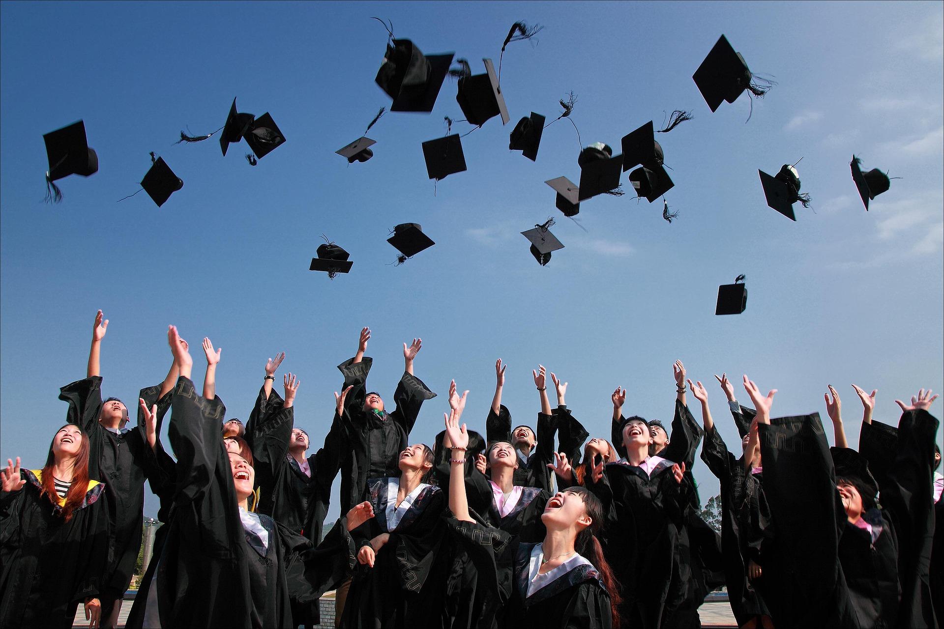 IDAs brag af en Dimittendfest 2021 // IDA's blast of a graduation party 2021