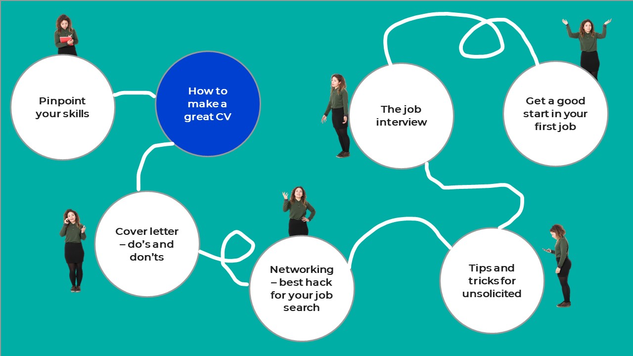 How to make a great CV