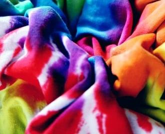 Tie-Dyeing at AAU-Esbjerg