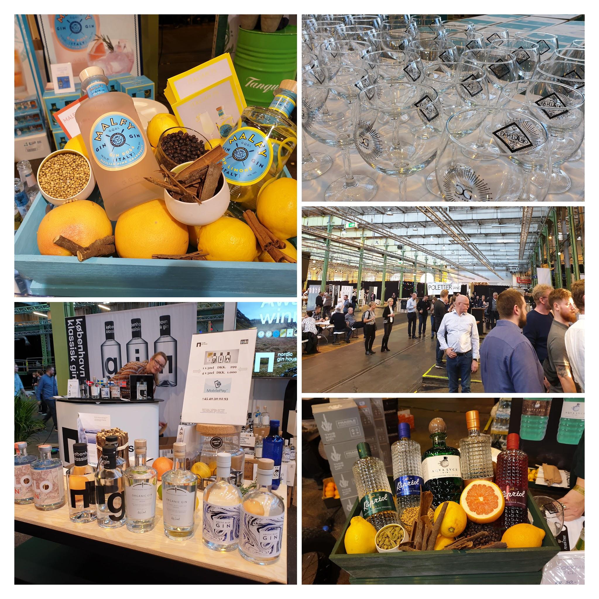 Copenhagen Gin Festival 2021 med IDA Yngre Forum