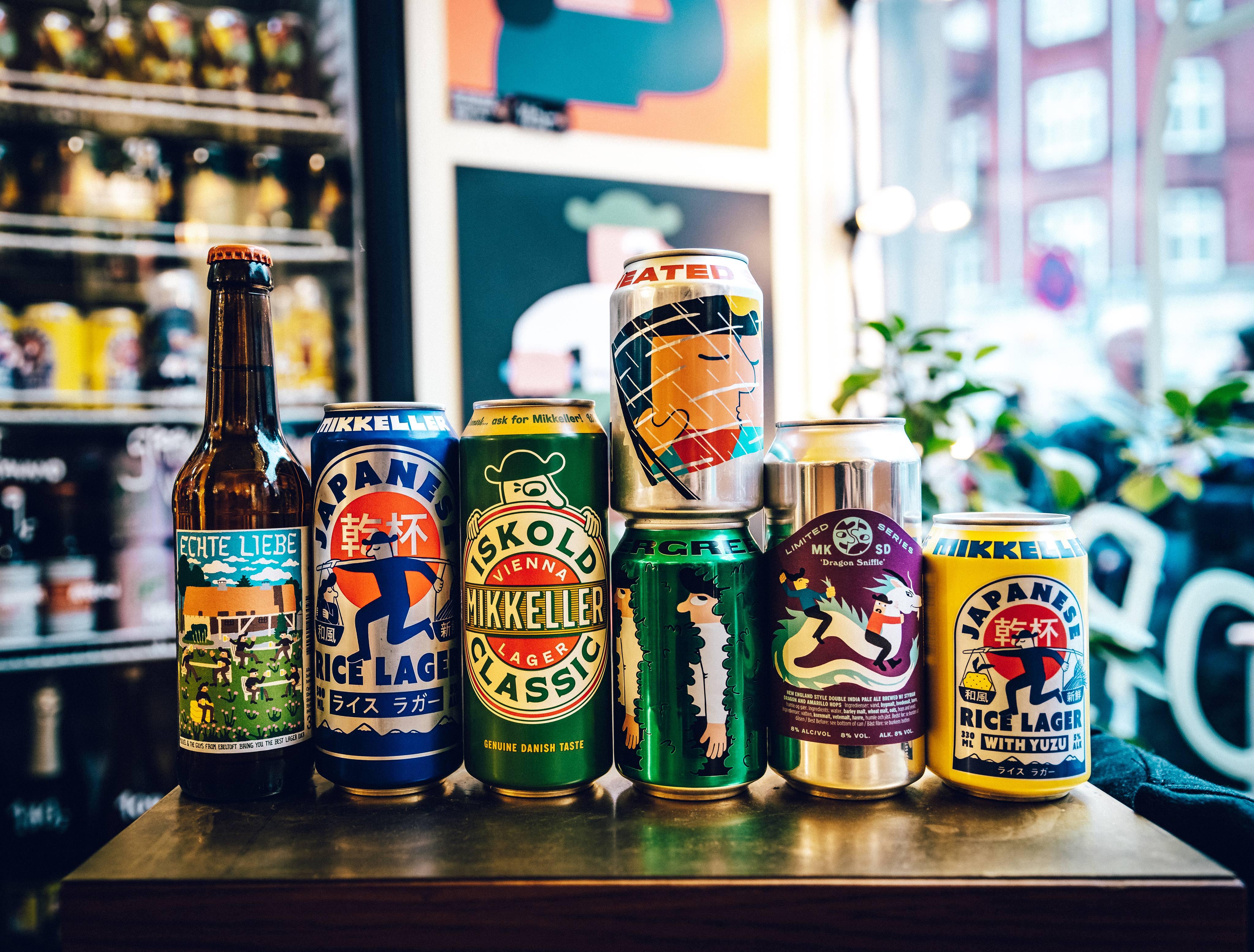 Mikkeller beerwalk Copenhagen