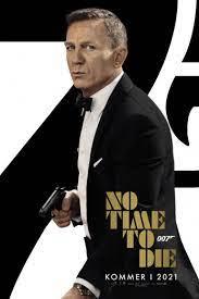 James Bond: No Time to Die - Nordisk Film Biografer i Herning, incl. sodavand og popcorn