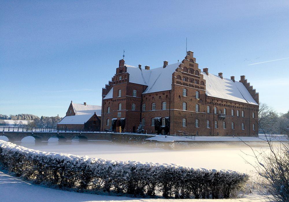 Julemarked ved Gisselfeld Kloster