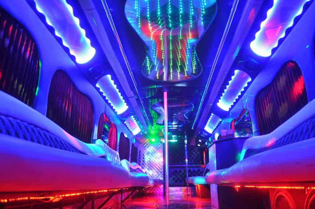 Partybus at DTU