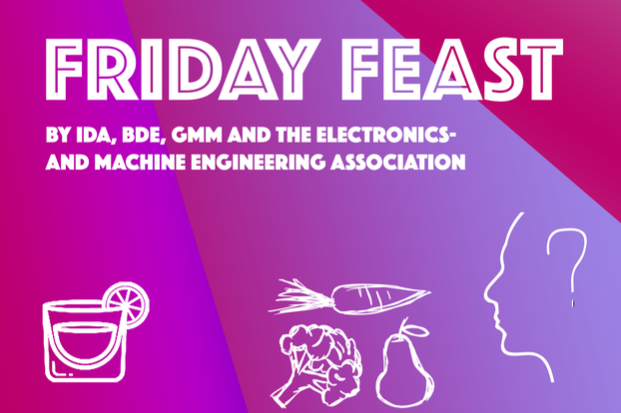 CANCELLED - Friday Feast: dinner, drinks and mind magic (Free for members signed up from 7/10/2021)